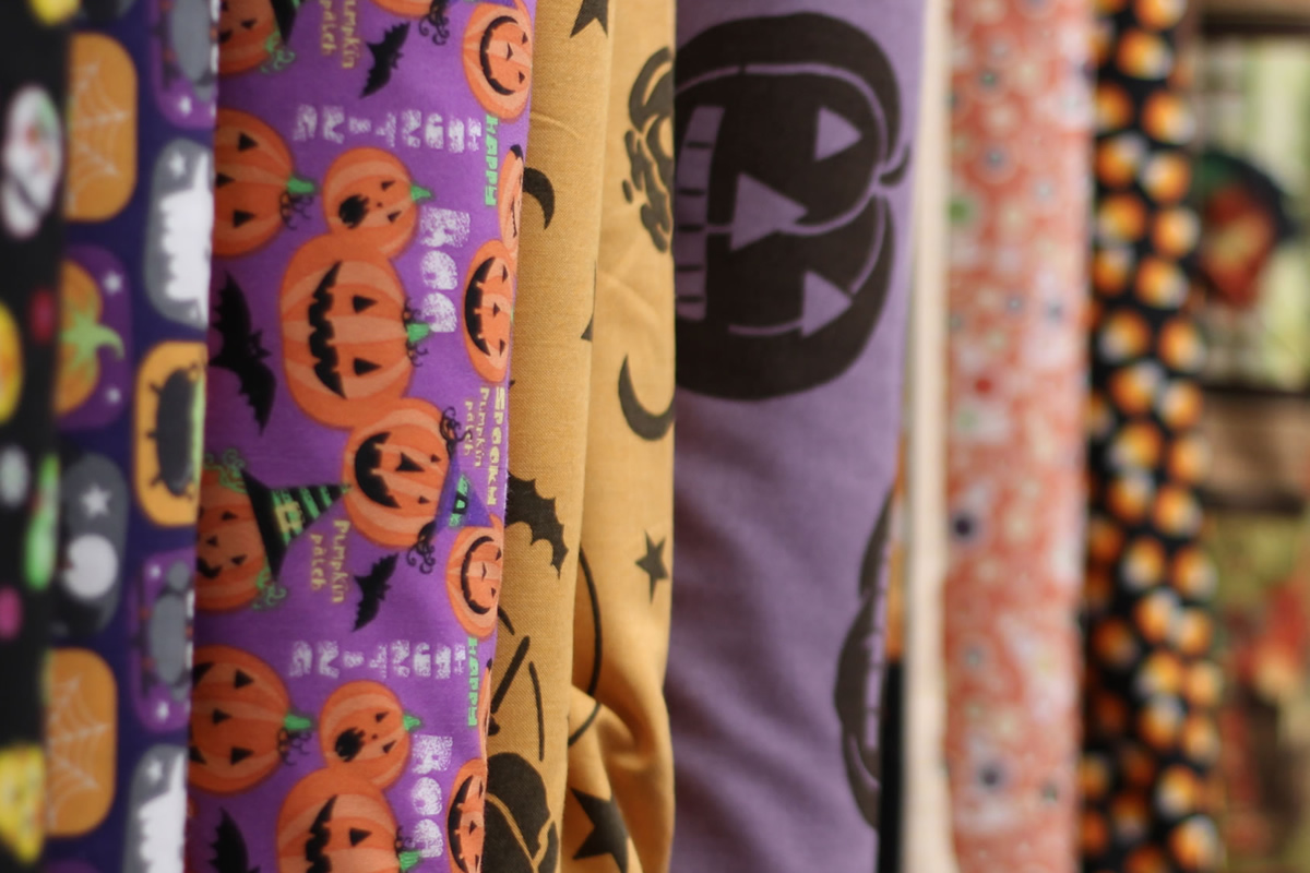 New fabrics in this week