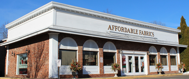 Affordable Fabrics Rocky Hill CT